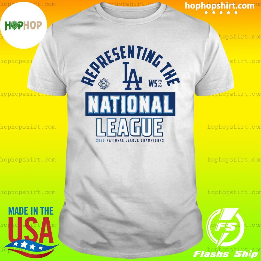 Dodgers NL West Champs 2020 Shirt