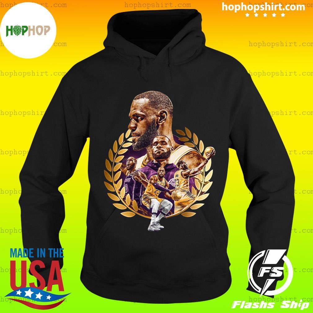 Lebron James MVP 2020 Los Angeles Laker Shirt Hoodie