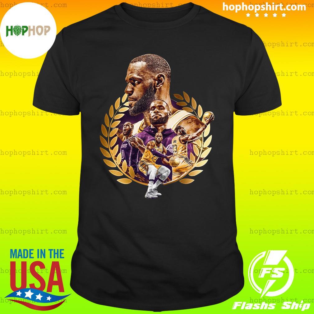 Lebron James MVP 2020 Los Angeles Laker Shirt