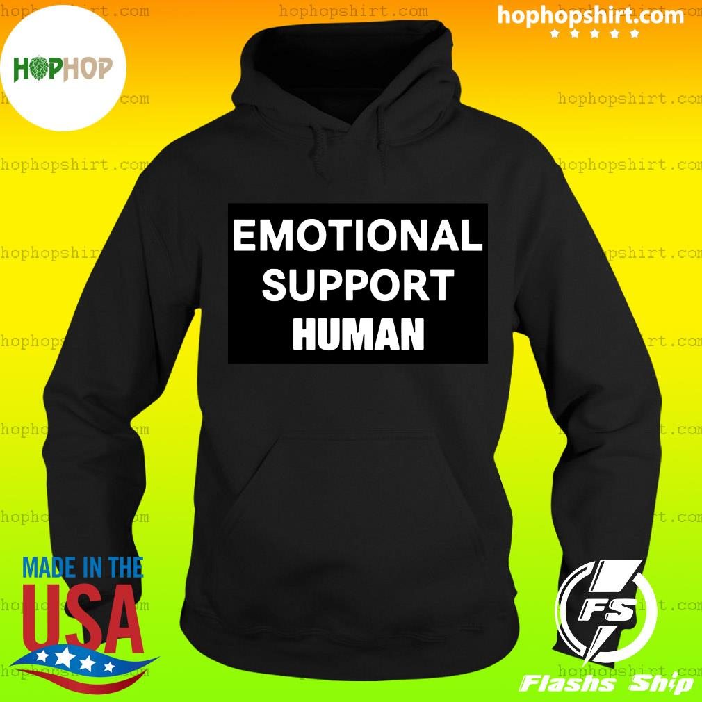 Macaulay Culkin Emotional Support Human Shirt Hoodie