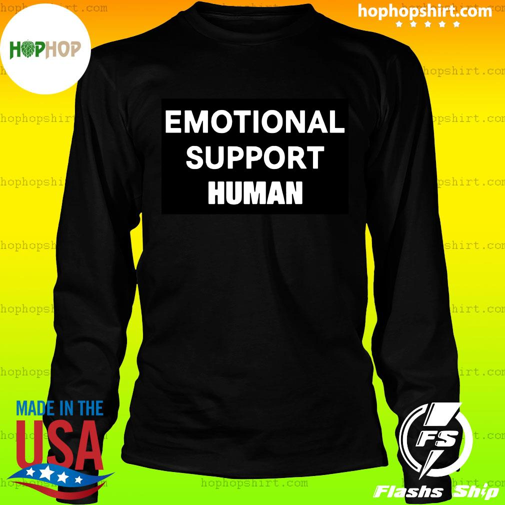 Macaulay Culkin Emotional Support Human Shirt LongSleeve