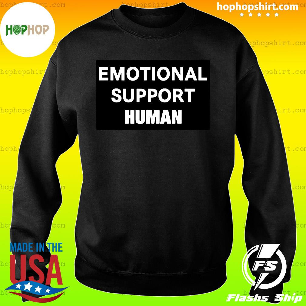Macaulay Culkin Emotional Support Human Shirt Sweater