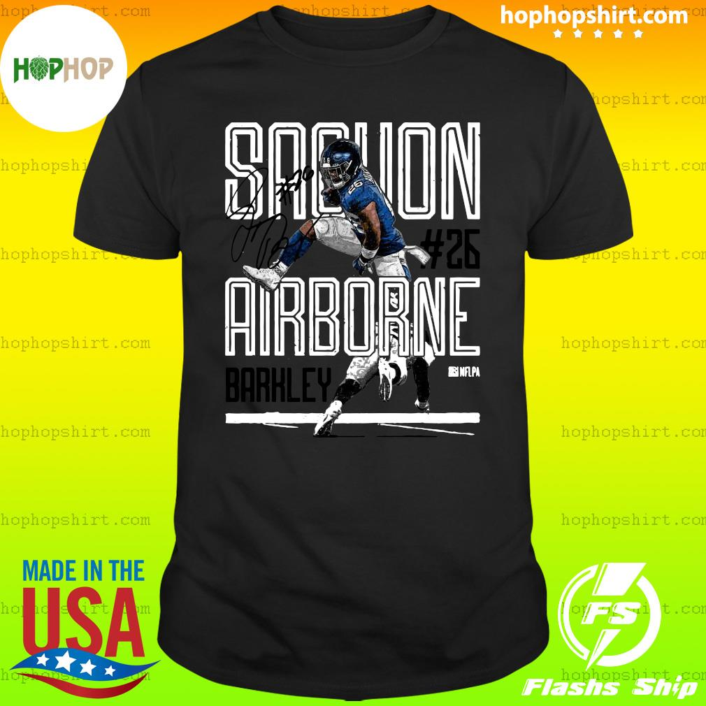 Men's Saquon Barkley Airbourne Shirt