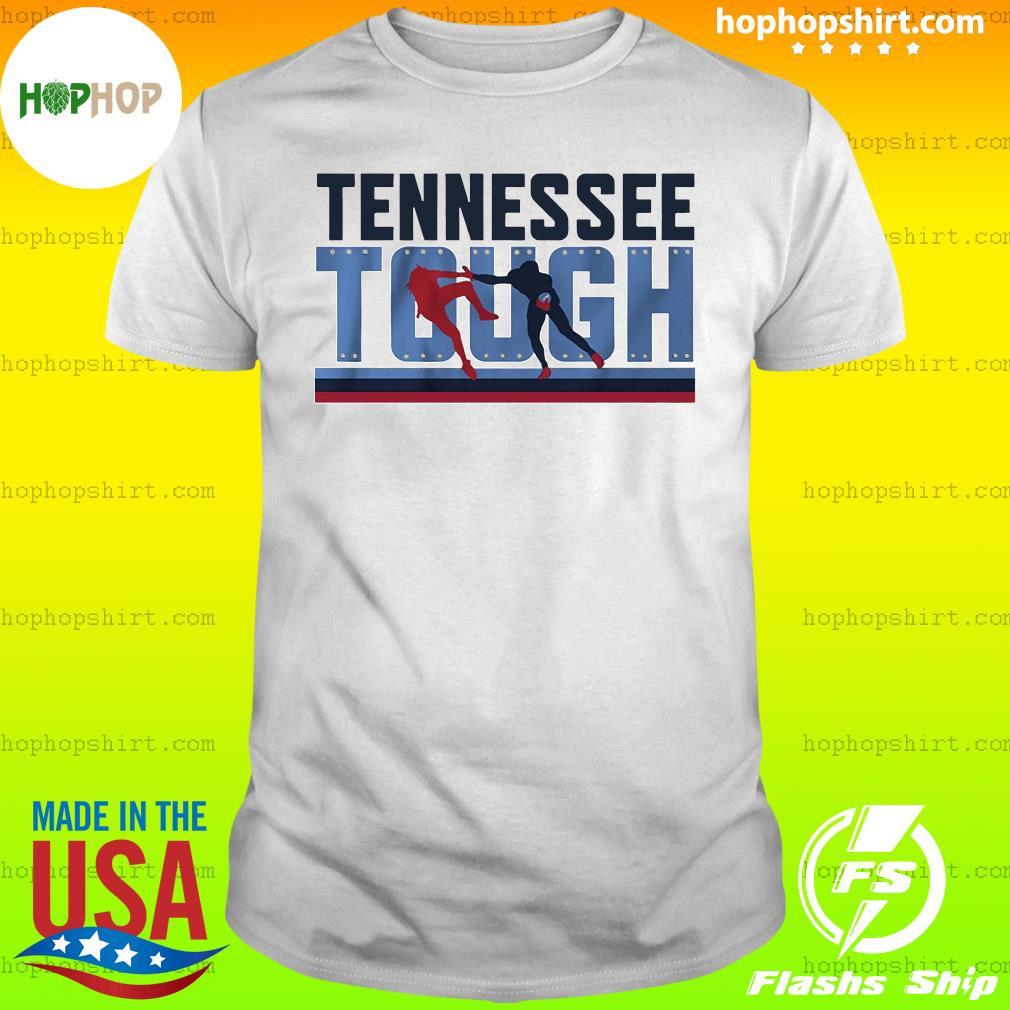 Tennessee Tough Nashville Footbal Shirt