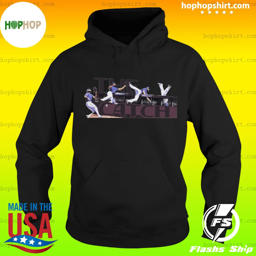 The Catch Motion Shirt Hoodie