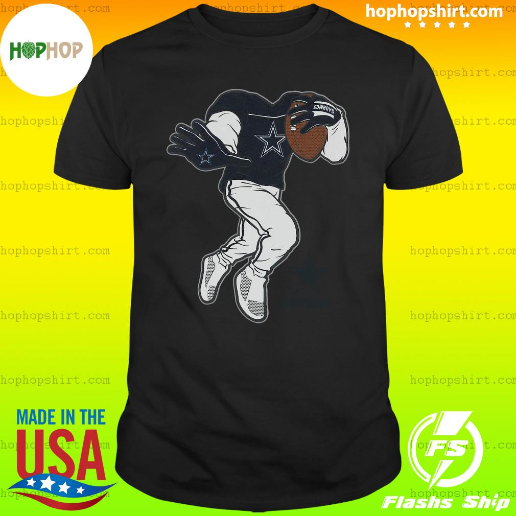 Official Dallas Cowboys Toddler Yard Rush II T-Shirt