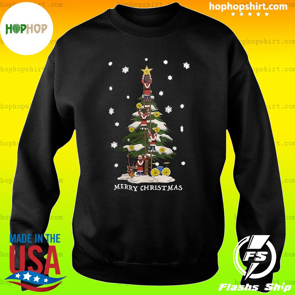 The Stone Roses Merry Christmas Tree Sweatshirt